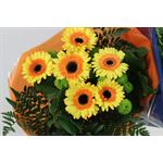 "Additional Images for Bouquet ""Everfresh"" Mini Gerbera/Pom Upgrade (Pack 5)"