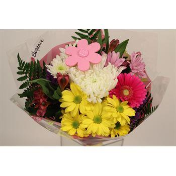Bouquet Elegance (Pack 10)
